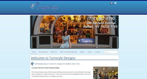 Turnstyle Designs Responsive Website Design